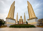 Democracy monument, Bangkok, Thailand. — Stock Photo