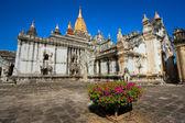 Ananda Pahto, Bagan, Myanmar. — Stockfoto