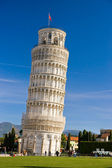 Pisa, The Leaning Tower. — Stock Photo