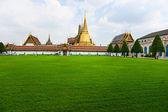 Wat Phra Kaeo Temple, bangkok, Thailand. — Stock Photo