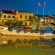 View on the old town of Hoi An. Vietnam - ストック写真