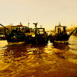 Mekong delta, CTho, Vietnam — Stock Photo #14768877