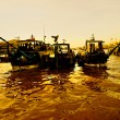 Stock Photo: Mekong delta, CTho, Vietnam
