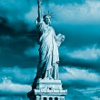 Statue of Liberty. New York, USA. — Stock Photo