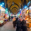 Постер, плакат: ISTANBUL january 25 2011 : Tourists in the Grand Bazaar con