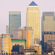 Stock Photo: Canary Wharf, London, UK