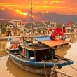 View on the old town of Hoi An. Vietnam — Stock Photo #17409833