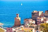 Rio Marina, Isle of Elba, Italy. — Stock Photo