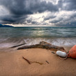 La Biodola beach, Elba island. — Stock Photo