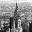 NEW YORK CITY - MARCH 24: The Chrysler building was the world's — Stock Photo #20301307