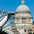 Stock Photo: St Paul Cathedral, London, UK.
