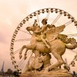 Place de la Concorde, Paris - France — Stock Photo