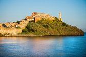 Portoferraio, Isle of Elba, Italy. — Stock Photo