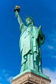 Statue of Liberty. New York, USA. — Stock Photo