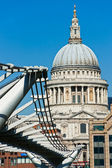 St Paul Cathedral, London, UK. — Stock Photo