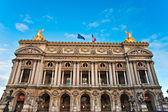 Paris: Opera Garnier — Stock Photo