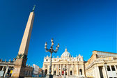 San Peter, Rome, Italy. — Stock Photo