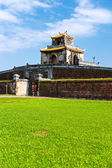 Entrance of Citadel, Hue, Vietnam. — Stock Photo