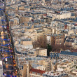 Royalty-Free Stock Photo: Aerial view of Paris