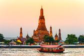 War Arun, Bangkok, Thailandia. — Stock Photo