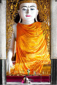 Shwedagon Paya, Yangoon, Myanmar. — Stock Photo