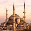 The Blue Mosque, Istanbul, Turkey. — Stock Photo #26462303