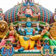 Hindu temple in Singapore — Stock Photo #35640623