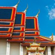 Wat Phra Kaew, Bangkok — Stock Photo