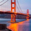 Stock Photo: Golden Gate, SFrancisco, California, USA.