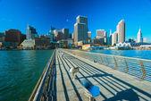 サンフランシスコのスカイライン — ストック写真
