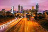 Atlanta, Georgia, USA — Stock Photo
