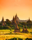 Bagan, Myanmar. — Stock Photo