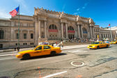 Metropolitan Museum of Art in New York City on March 24, 2012 — Stock Photo
