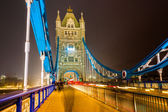 塔桥,伦敦英国 — 图库照片