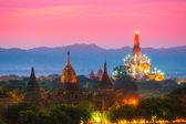 Ananda temple in Bagan, Myanmar. — Stock Photo