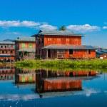Inle Lake, Myanmar. — Stock Photo