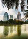 бангкокский горизонт, таиланд — Стоковое фото