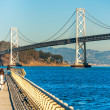 Bay bridge, San Francisco, California, USA. — Stock Photo #39639589