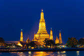 Wat Arun, Bangkok ,Thailand — Stock Photo