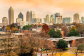 Atlanta, Georgia, USA — Stock Photo