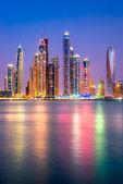 Dubai Marina. — Stock Photo