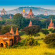 Stock Photo: Bagan, Myanmar.