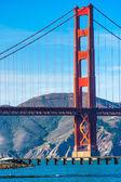 Golden Gate, San Francisco, California, USA. — Stock Photo