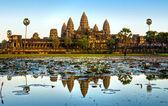 Angkor wat, siem reap, camboja. — Fotografia Stock