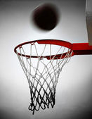Basketball Shot — Stock Photo