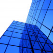 Office building windows — Stock Photo
