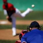 Baseball Pitcher — Stock Photo