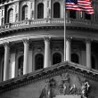 United State Capitol Building — Stock Photo #18990745
