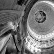 Inside US Capitol Dome — Stock Photo