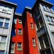 Stock Photo: Apartment Building